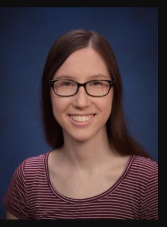 Linda Crews Buckalew Bear Scholarship Recipient Kaleigh Cordier: