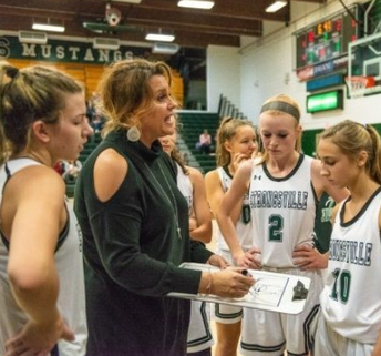 SHS GIRLS BASKETBALL COACH DAWN THALL NAMED GREATER CLEVELAND BASKETBALL COACHES ASSOCIATION COACH OF THE YEAR
