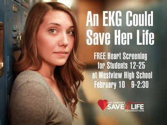 Free Heart Screening for Students