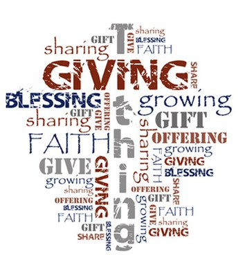Tithing during COVID-19