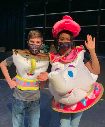 Hays HS Theater Department Presents: Beauty and the Beast