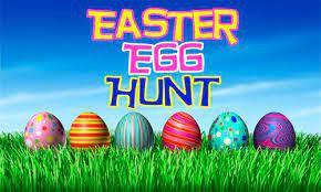 Rustin High School Easter Egg Hunt