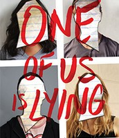 One of Us is Lying by Karen M. McManus