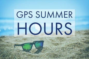 Summer Opening Hours