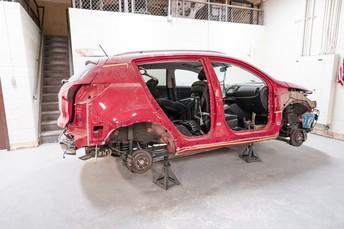 Auto Body Repair: Ronald Moore
