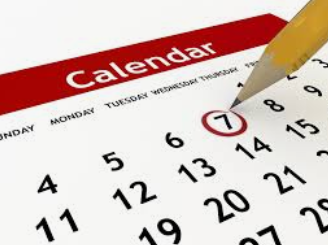 New District Calendar Approved