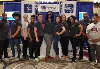 Alief ISD's STEM educators presented at the Texas STEM Conference in San Antonio.