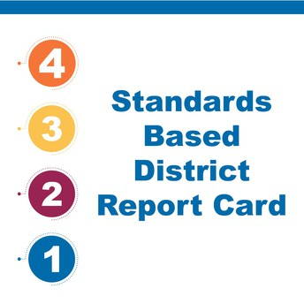 graphic of report card rankings