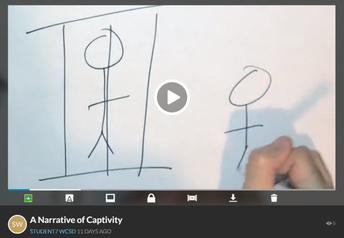 Hand Drawn Video Stories