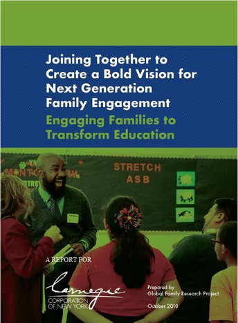 Engaging Families to Transform Education