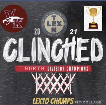 Lex10 Conference Champs!