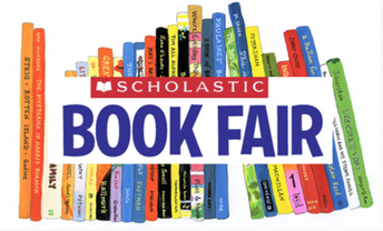BOOK FAIR OCTOBER 11 - 15