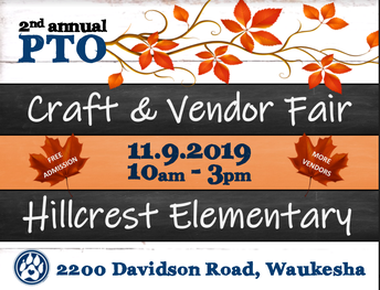 PTO - Craft & Vendor Fair