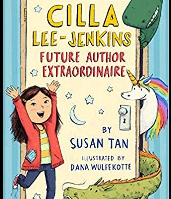 Cilla Lee Jenkins: Future Author Extraordinaire
