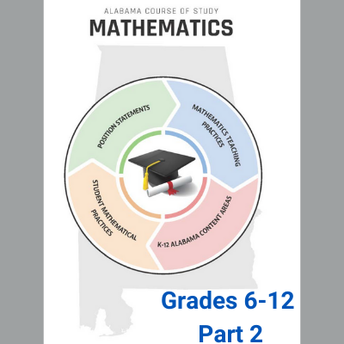 2019 ALCOS: Mathematics Overview (Grades 6-12) Part 2