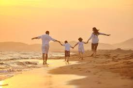 Verano y tiempo en familia