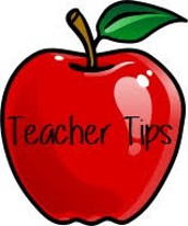Teacher Tips!