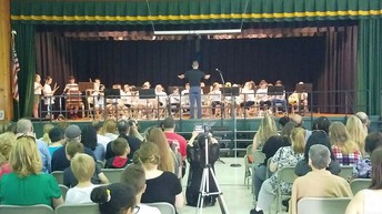 4th Grade Band Concert