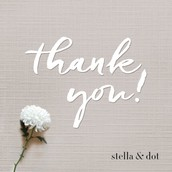 THANK YOU so much to all who have already shopped to show their support!