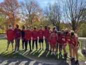 Avonworth Cross Country Team Competes at the WPIAL Championship
