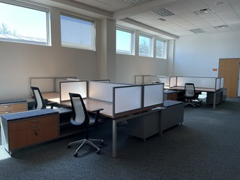 Workspace for Students and Staff