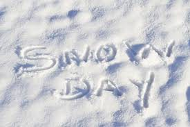 SNOW DAYS????