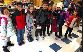 We love first grade!