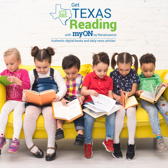 Get Texas Reading - Free Digital Books Available this Summer