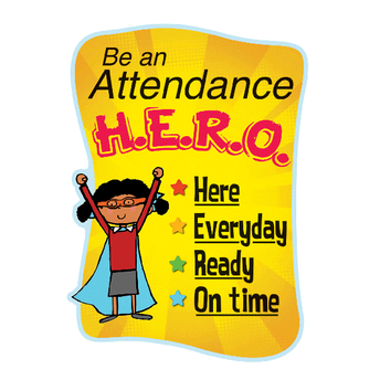 Let's finish strong on our Attendance Challenge!