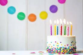 Cumpleaños de estudiantes