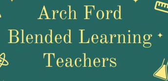 Arch Ford Blended Learning Facebook Group