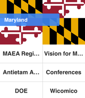 What's under the Maryland Button