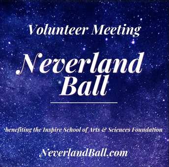 Neverland ball planning meeting
