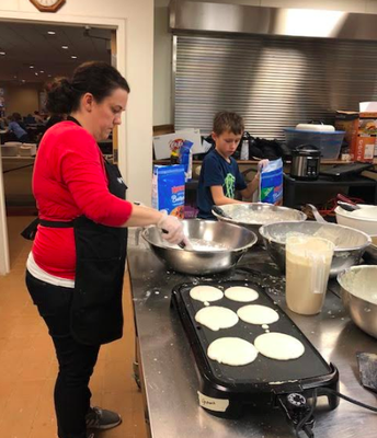Home and School Pancake Breakfast