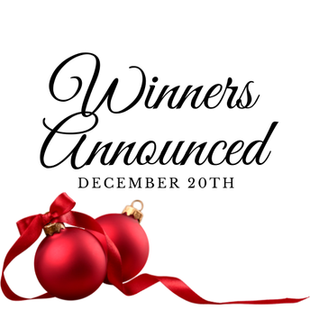 Winners Announced Sunday, December 20th!