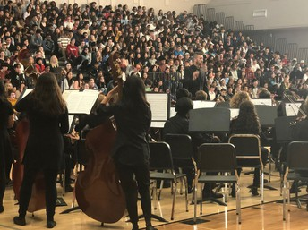 Wetview HS Orchestra