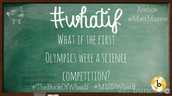 What If the First Olympics Were a Science Competition?