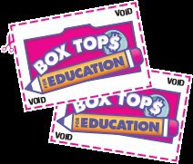 Box Tops Collections & Amazon Smiles for PTO