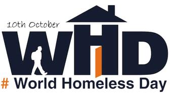 World Homeless Day-October 10th