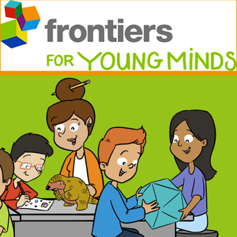 Frontiers of Young Minds screenshot