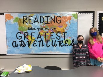 Reading is the Greatest Adventure