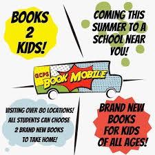 GCPS Book Mobile Summer Routes