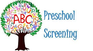 Preschool Screenings