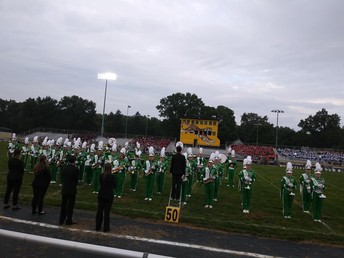 Wildcat Band, Cuyahoga Falls Band Show 2019