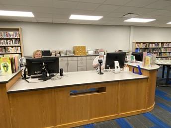 The Circulation Desk