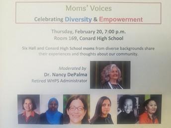 Moms' Voices- Celebrating Diversity & Empowerment