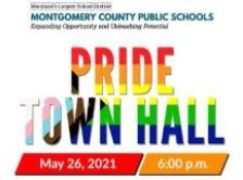 New: 3rd Annual PRIDE Town Hall