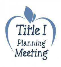 Seeking Title 1 Parent Representative