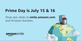 Select St. Bernard of Clairvaux Catholic School as charity of your choice on your Amazon Prime account