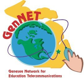 Genesee Network for Telecommunicaitons Logo